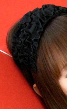 ベルフィーユメイド服ブラック