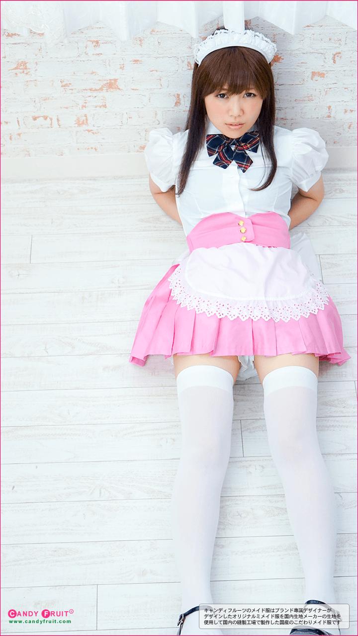 ミルクメイド服(グレー)