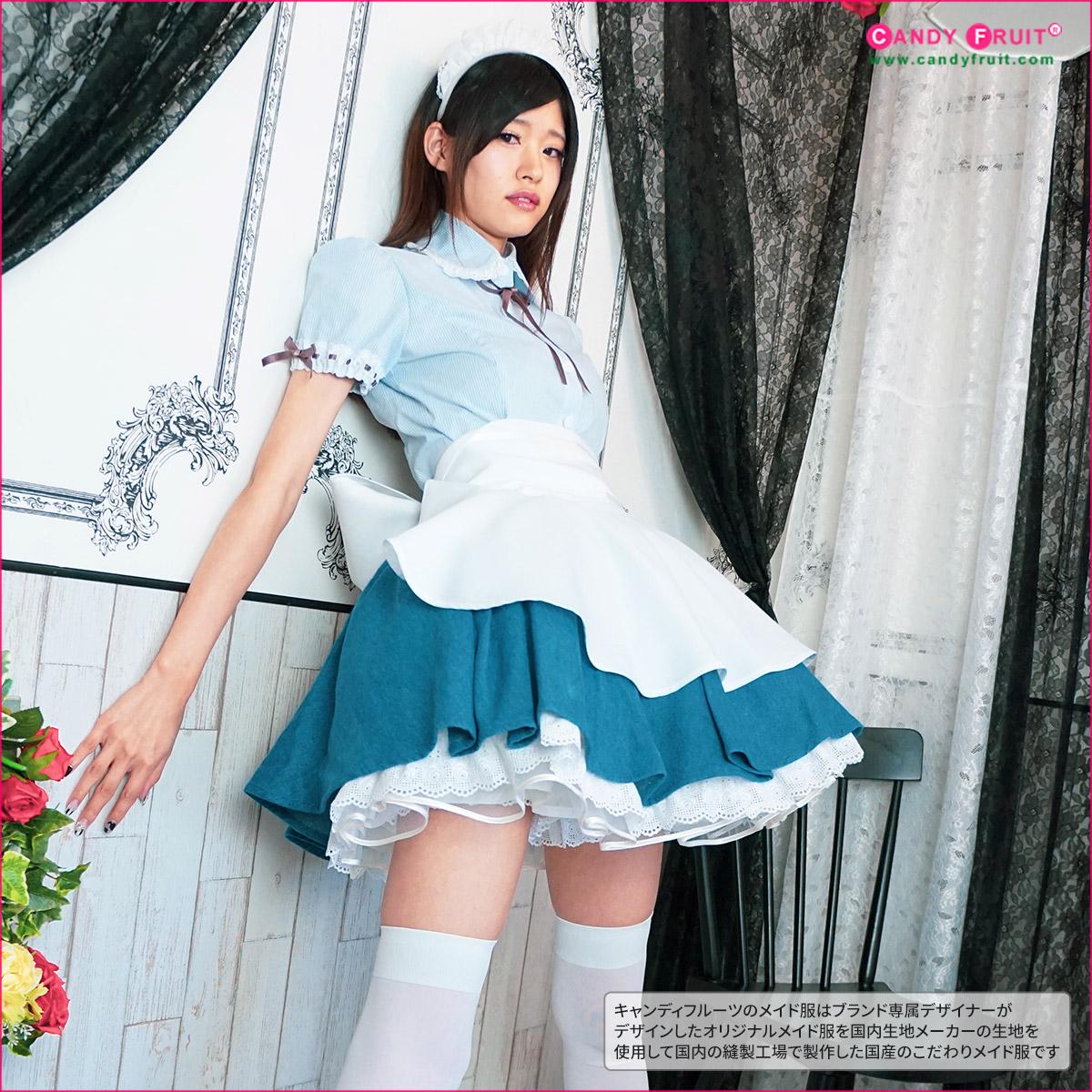 スノーメイド服(ホワイト)